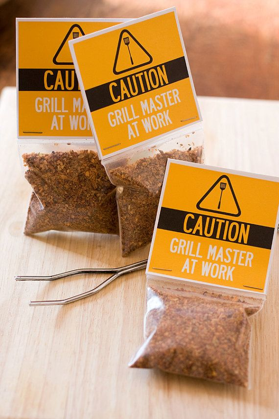 Sweet Mesquite BBQ dry rub – tasty Father's Day gift idea for Dad, for Grandpa, for guys who grill. By Dell Cove Spice Co., http://www.dellcovespices.com