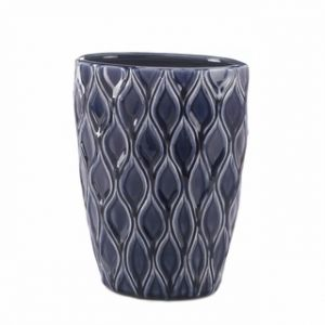 $42.95 - The decorating possibilities are endless with this wide-mouthed vase.