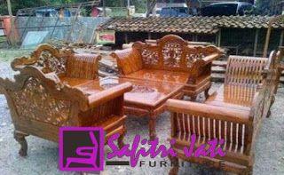 Safitrijati Furniture: Produk Asli Mebel Jepara