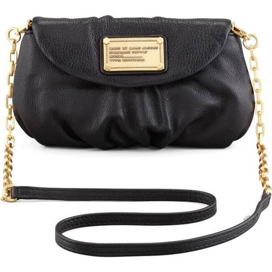 Classic Q Karlie Crossbody Bag Black Marc By Jacobs