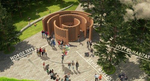 KATILIMCI- ''Yeni Erbaa'' Çamlık Sosyal Habitatı Ulusal Mimari Proje Yarışması - kolokyum.com