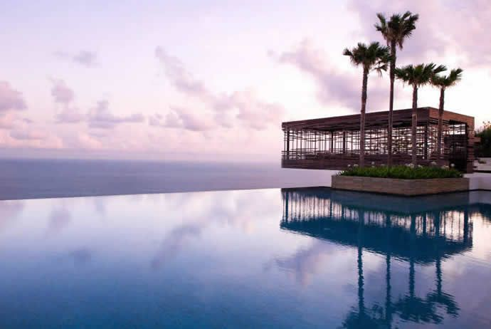 Alila Villas Uluwatu, Bali (12 best hotel pools)