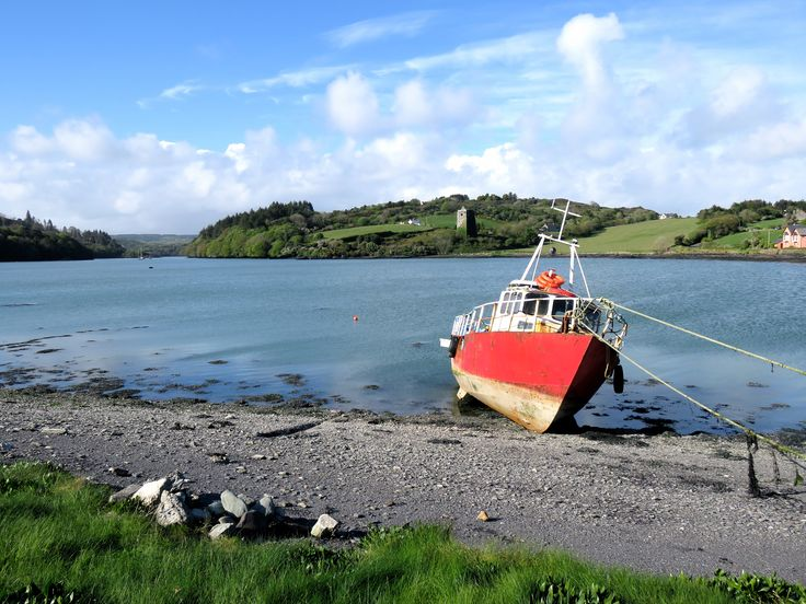 Reen Pier, Union Hall, Co Cork (Photo by Suzanne C)