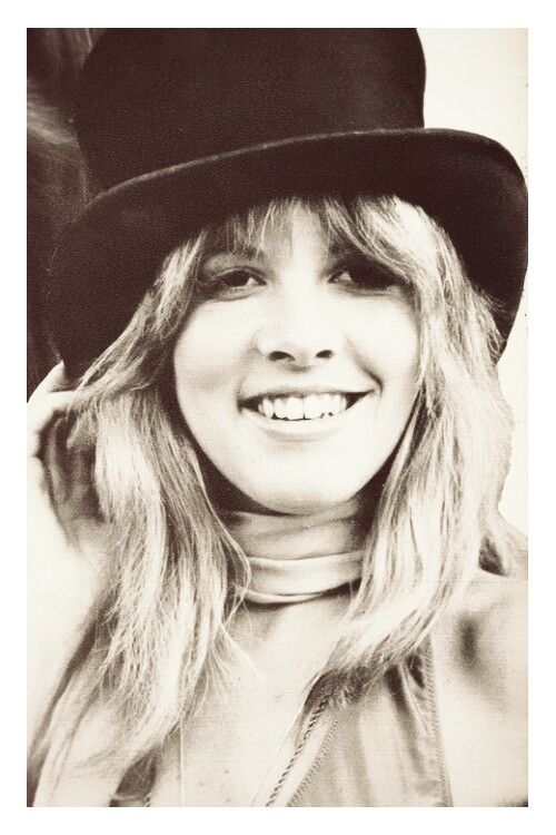 Stevie Nicks of Fleetwood Mac, 1976