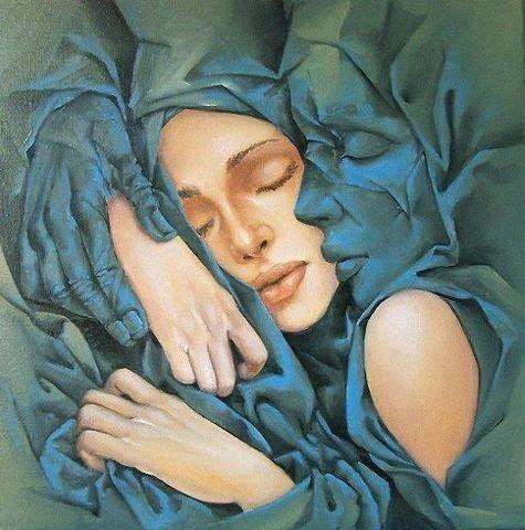"""""""Quiero estar dispuestas a ver con amor,  reconocer y aceptar a mi madre  y como ella habita en mí.  Quiero ver a mis abuelas y bisabuelas,  Mis antepasadas,  Ellas habitan en mi alma,  En mi corazón y en mi ser,  Quiero ver las raíces de su historia,  Comprender y aceptar su forma de vivir,  su personalidad,  su comportamiento,  todo ello habita en mí, en mi interior,  Quiero aceptar con amor su historia,  Para poder construir mi propia historia,  Soltar aquello que no me corresponde,  Y…"""
