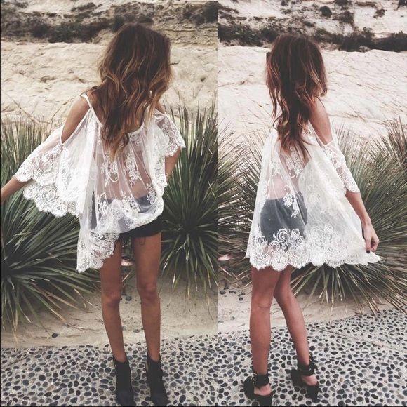 SEXY BEACH CROCHET DRESS BRAND NEW Dresses