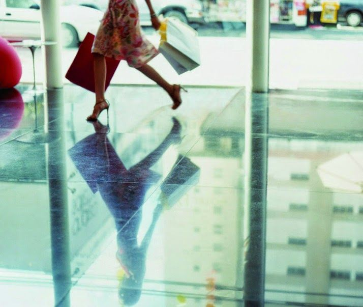 pepeblu: Lo shopping contemplativo