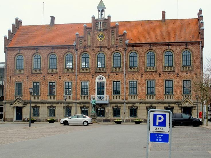 #Nyborg #rådhus #rathaus #townhall #funen #denmark #funen #fyn #visitfyn