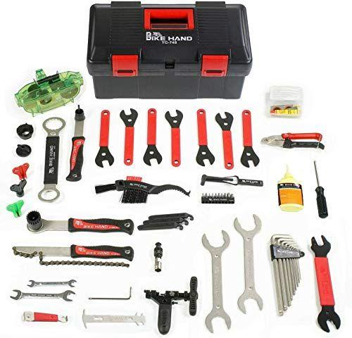 Buy Bikehand Pro Complete 37 Piece Bike Bicycle Repair Tools Tool