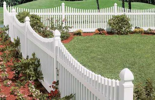 i'm thinking this might be a good fence option for our back yard