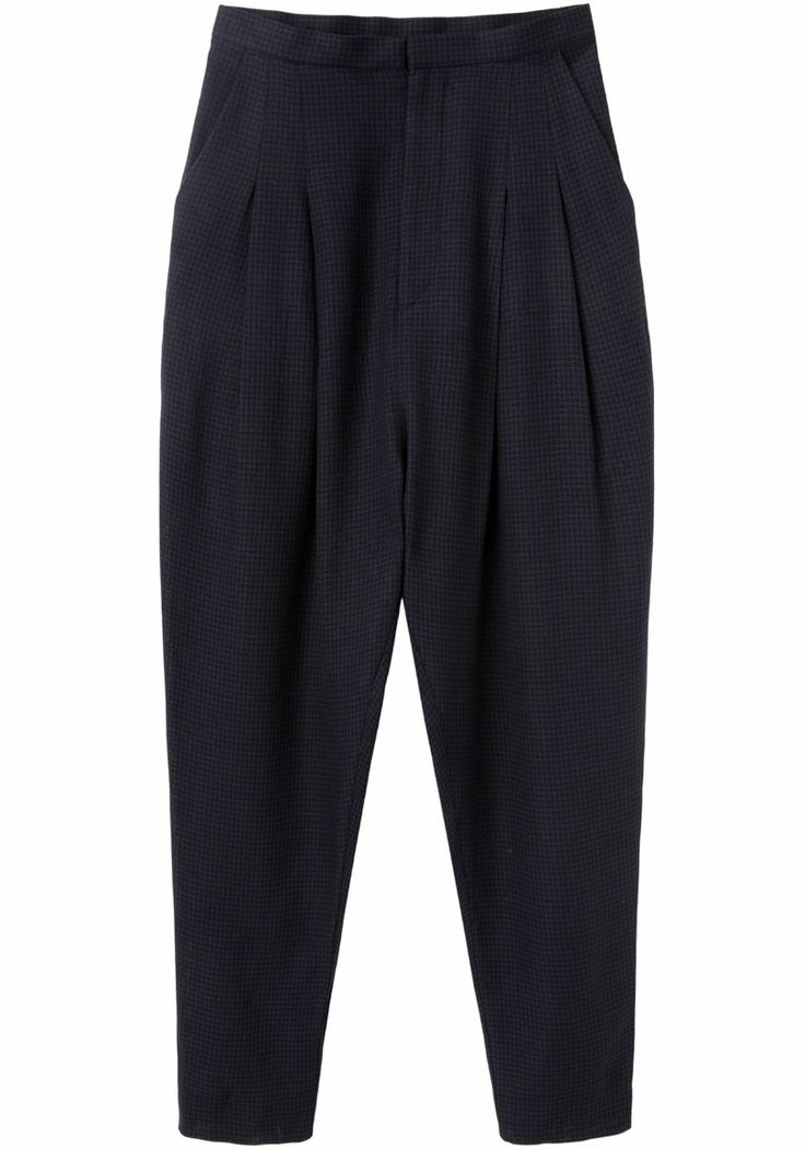 Toga Pulla  High Waisted Pleat Pant | La Garconne