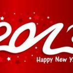 Happy New Year! 2013