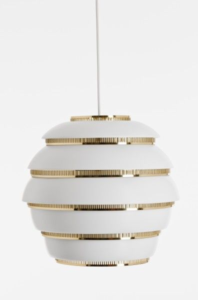 Island light? ** Artek - Products - Lighting - PENDANT LAMP A331