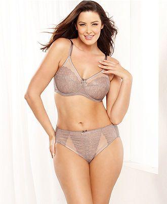 Figure full lingerie womens