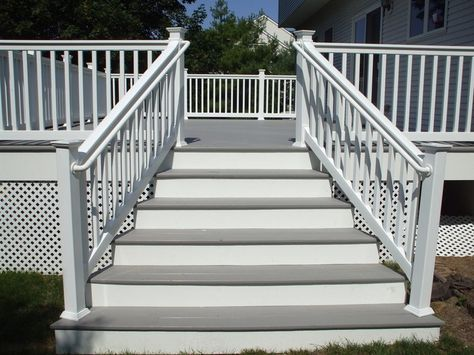 35 Best Hnh Deck Steps Staircases Images On Pinterest