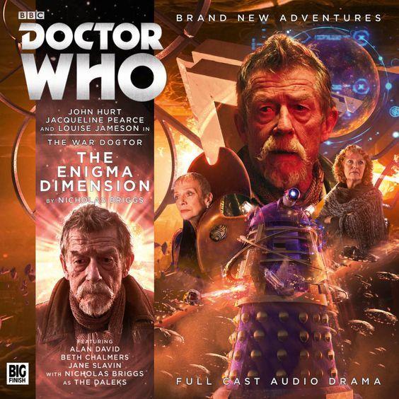 4.3. The Enigma Dimension