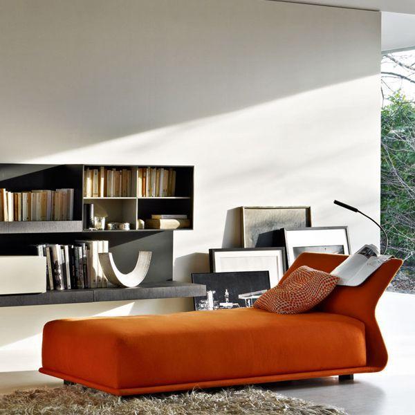 Daybed Night&Day - design Patricia Urquiola - Molteni&C