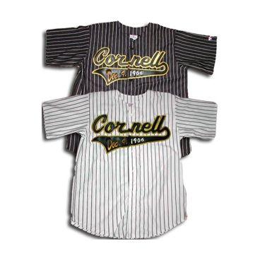 Alpha Phi Alpha pinstriped Cornell jerseys