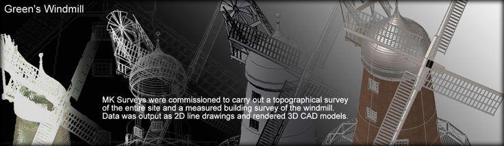 3D Laser Scanning / 3D Modelling / Measured Building Surveys