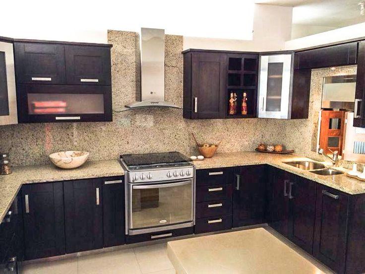 Cocinas Integrales Modernas Con Granito
