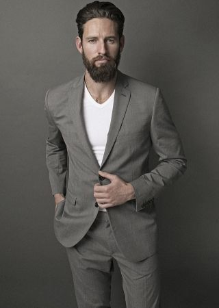 WhiteBasic.... Suit! #LK