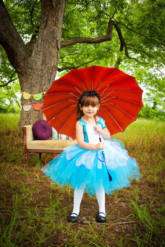 Alice in Wonderland Couture Crochet Tutu Dress by Pinkymelon, $49.99
