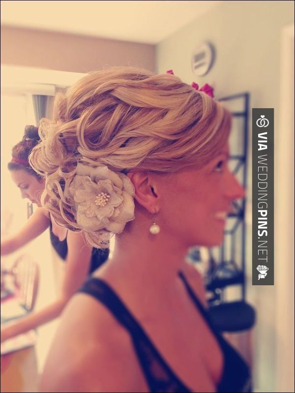 35 best Wedding Updos for Long Hair images on Pinterest | Weddings ...