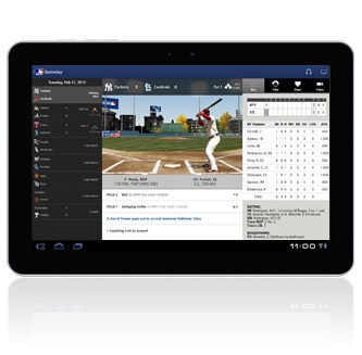 The #1 sports app of all-time, MLB.com At Bat,