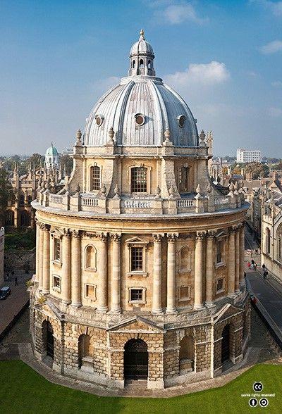 영국 옥스퍼드 대학교 보들리언 도서관 : 네이버캐스트