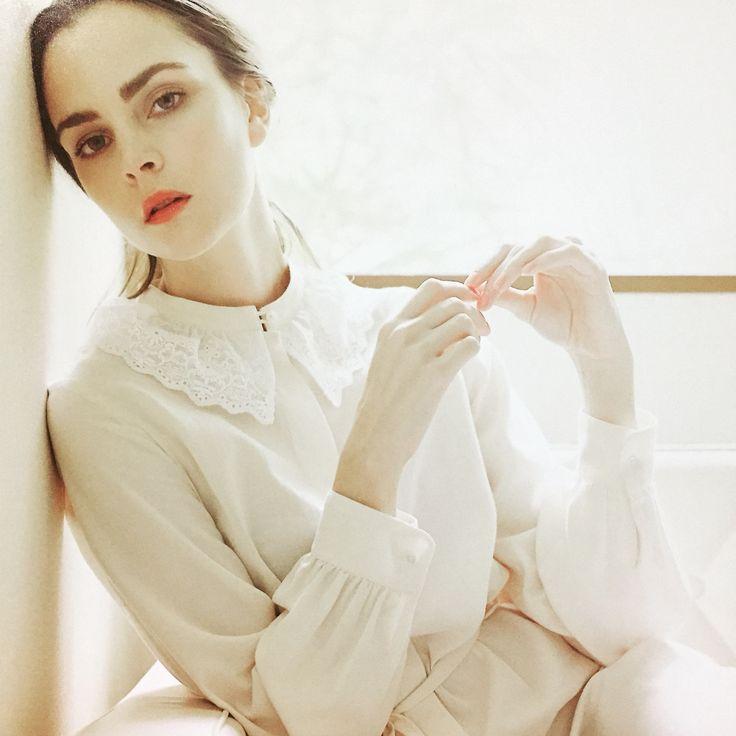 nanadecor 2015AW organic cotton dress