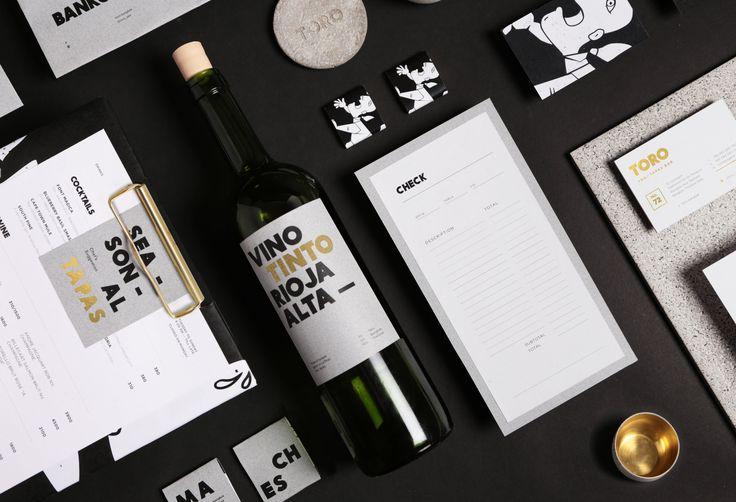 Toro Restaurant — The Dieline - Branding & Packaging Design