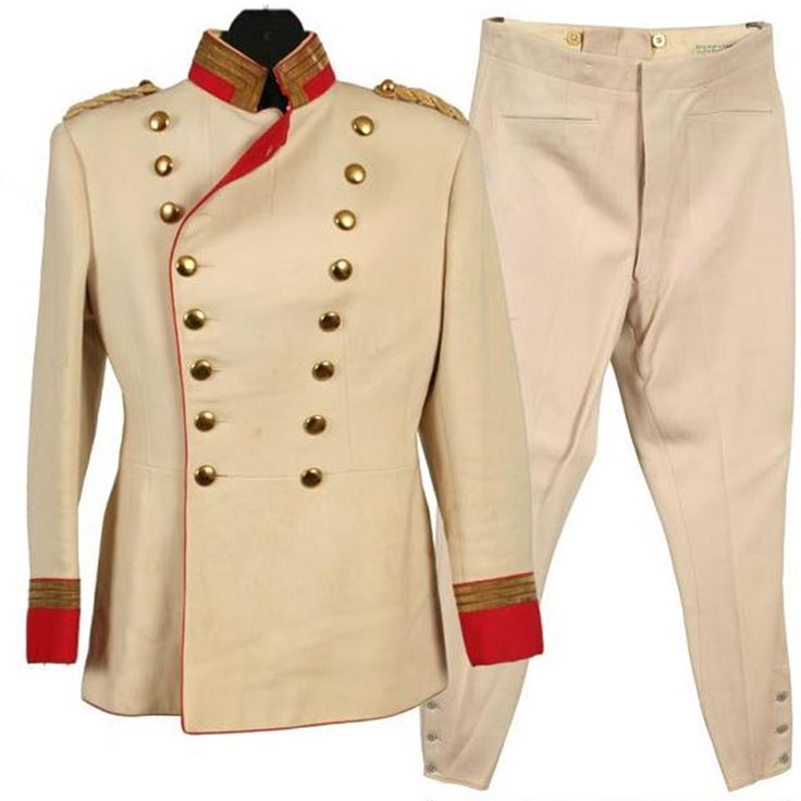 hotel doorman uniform