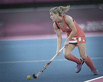 Follow the Team GB Hockey Player Georgie Twigg on The Road to Rio 2016 - TheRoadToRio2016.co.uk