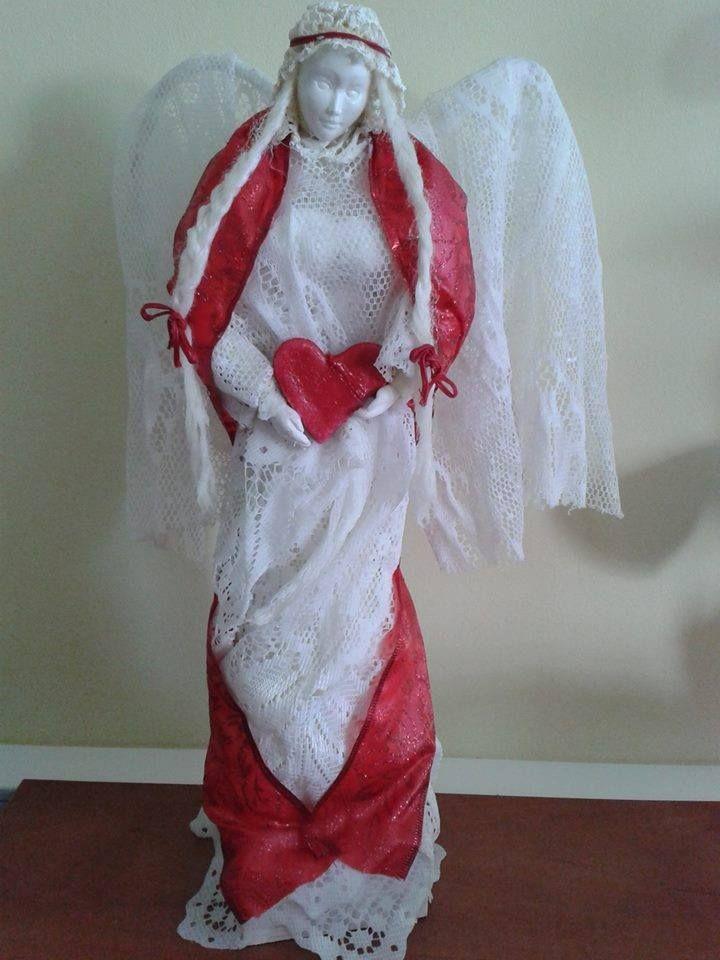 Aniołek Walentynkowy
