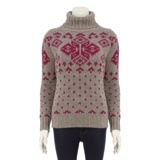 Fair Isle Knitted Jumper