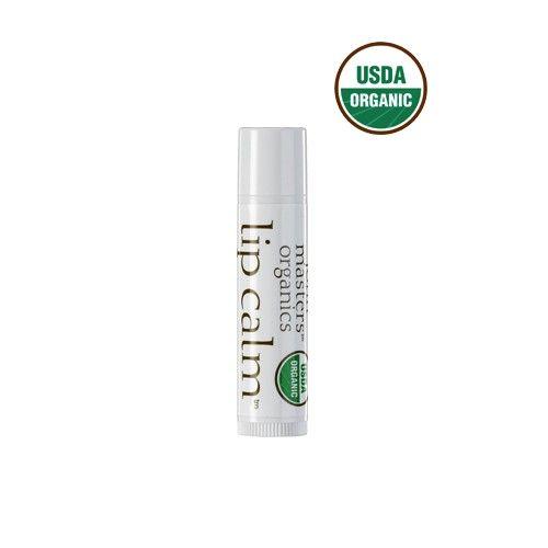 John Masters Organics Lip Calm - 100% gecertificeerd biologische ingrediënten - met citroen, limoen, mandarijn, olijfolie, jojoba olie en borage olie