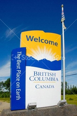 Did you know that this Welcome to British Columbia sign is solar powered? http://www.flickr.com/photos/tranbc/6329029929/in/set-72157627966530951/Canadaland
