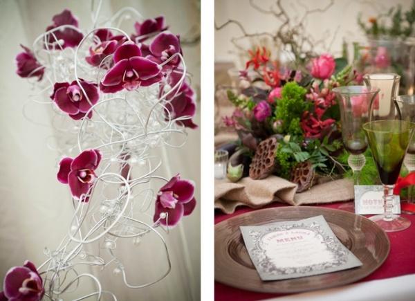 Autumn Wedding Ideas - Newburgh Priory