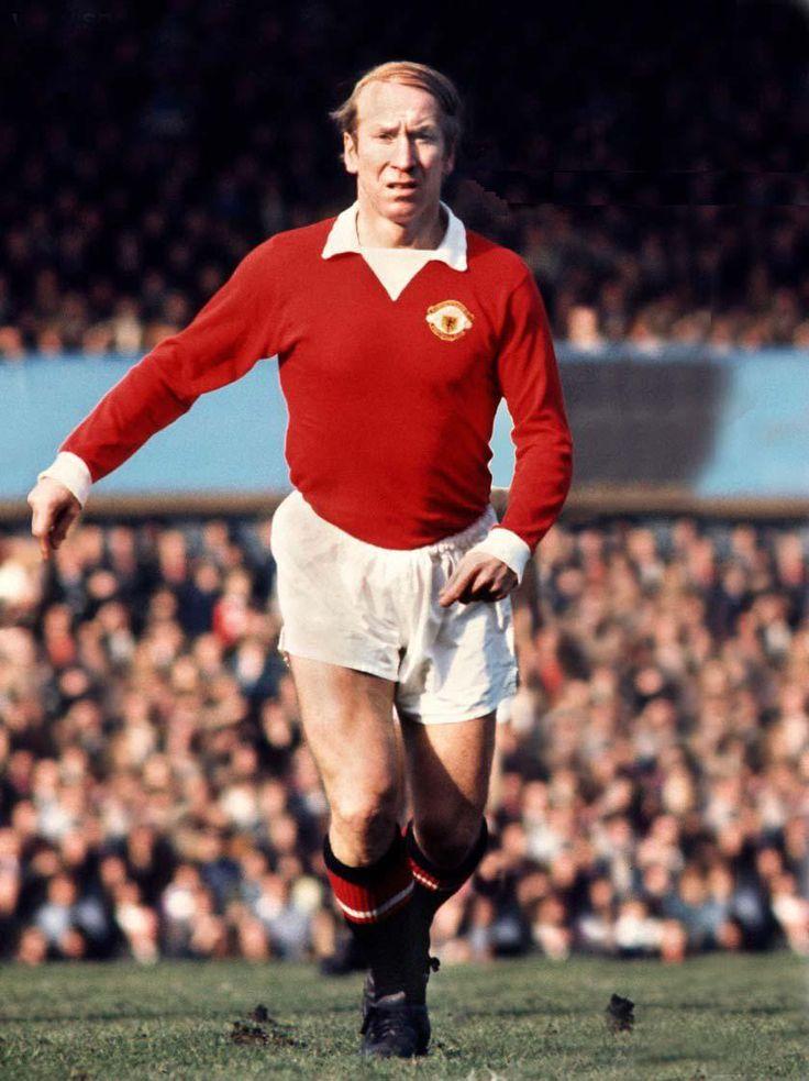 Bobby Charlton Man Utd