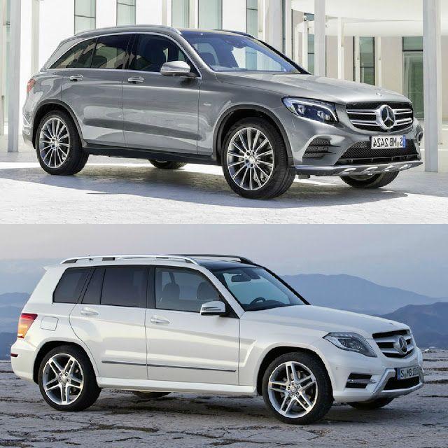 New Glk Mercedes 2016