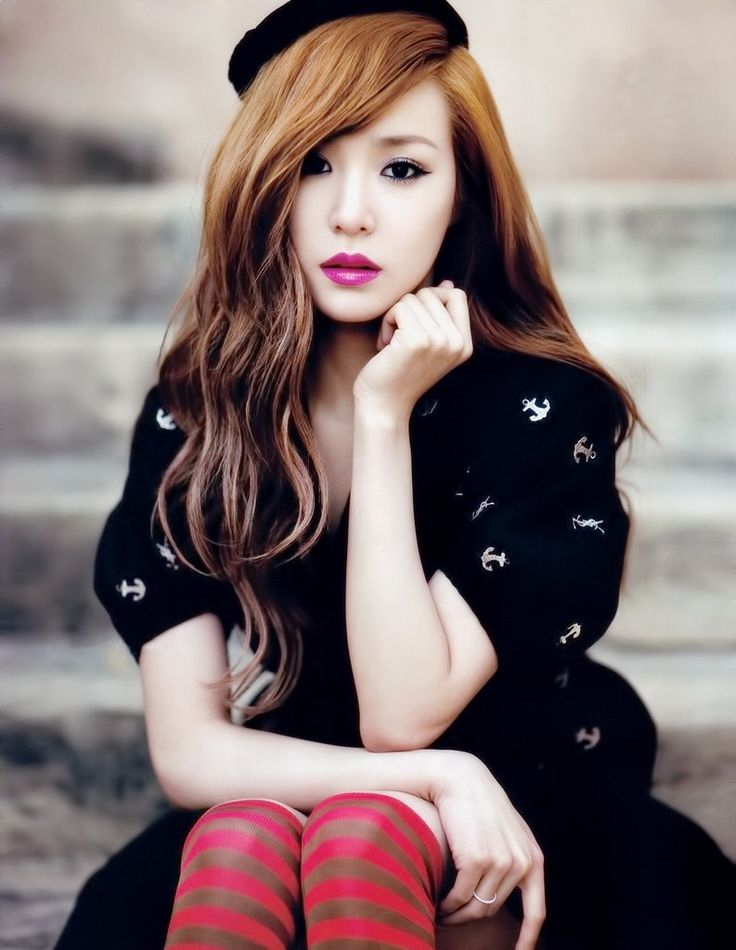 Girls Generation: Tiffany