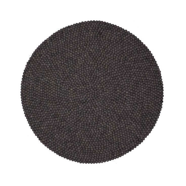 die besten 25 teppich rund 120 ideen auf pinterest teppich kinderzimmer teppich baumwolle. Black Bedroom Furniture Sets. Home Design Ideas