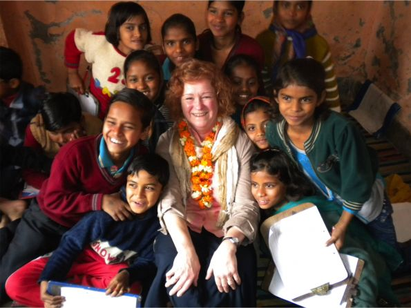 Barbara Dowling from Faith FM in Kitchener, ON, recently returned from touring the country of India. Barbara was able to visit several Gospel for Asia ministry projects and saw something special to her heart…