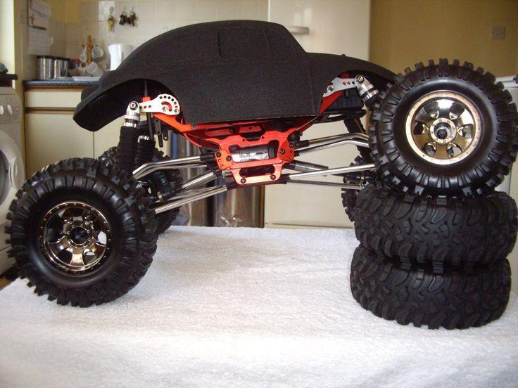 Axial,ax10,ridgecrest,rc, rock crawler | eBay