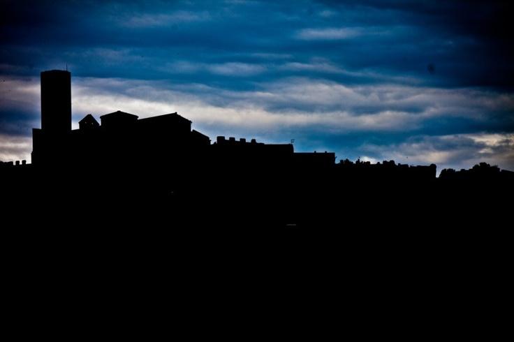 Skyline Tarquinia