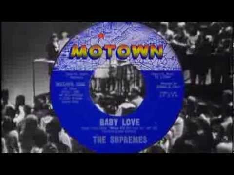 The Supremes - Baby Love (Original 1964 Mono 45 Mix, HQ) - YouTube