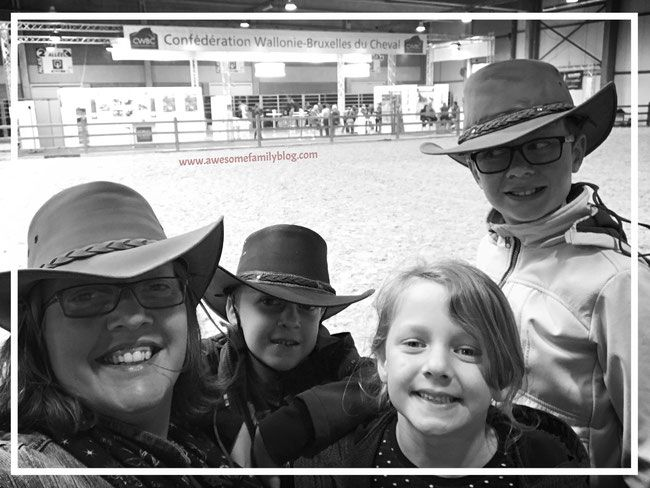#Marche #Wallonie #wallonieequesreevent #western #horses #horseshow #europe #Belgique #Belgium #equestre #family #familytrip #familydestination #lovehorses