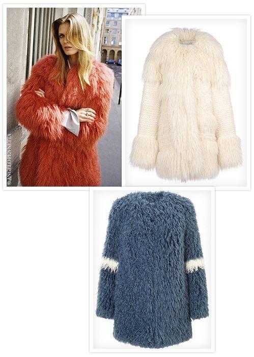 Fantasy Fur for Fall | Vogue Paris