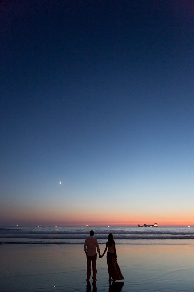This is what we do and what I love the most, just me, Jim, the sea and the whole sky....beach walk together... <3<3