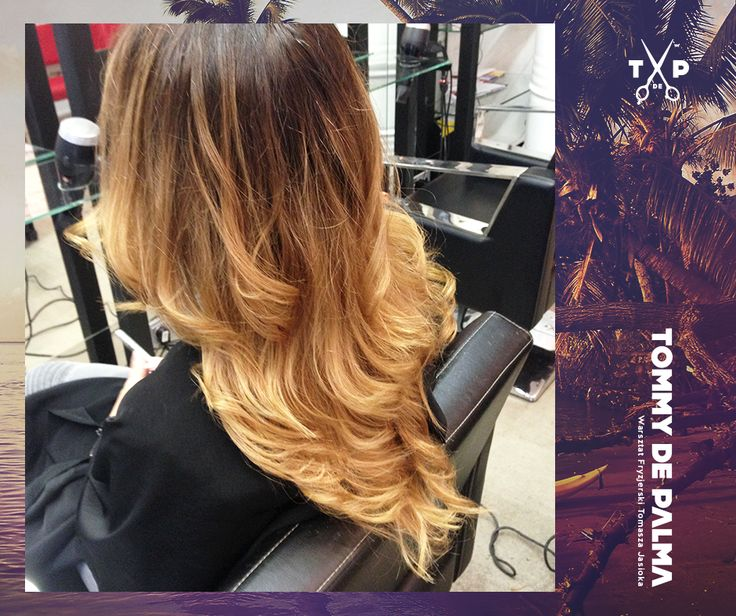 #TommyDePalma #hairdresser #Kraków #Cracow #Polska #Poland #haircut #hairstylist #hairstyle #hairs #ombre